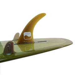 Displacement Hull Flex Tail - Driftwood Caravan Surfboards