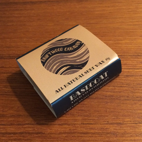 All Natural Surf Wax - Basecoat by Driftwood Caravan - Driftwood Caravan Surfboards