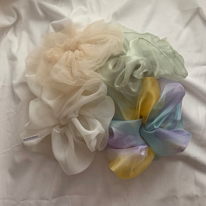Cupcake Scrunchie - Colors Available!