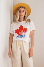 Load image into Gallery viewer, Vintage Victoria BC Tee - up to M