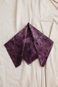 Reworked Bandana - Mojave Purple