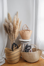 Load image into Gallery viewer, Sisal Tote in Ecru - Large