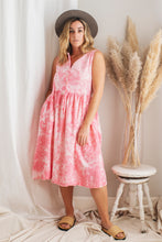 Load image into Gallery viewer, Vintage Bubble Gum Dress - L