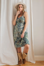 Load image into Gallery viewer, Vintage Hand Dye Slip Dress - M/L