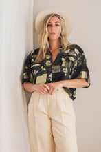 Load image into Gallery viewer, Vintage Silk Blouse - L