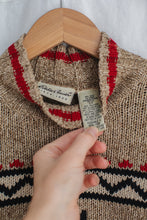 Load image into Gallery viewer, Vintage Holiday Sweater - XS/S