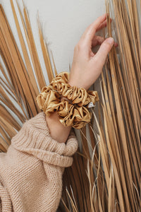 Scrunchie 04 - Golden