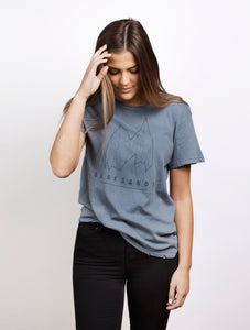 Signature Logo Tee - Distressed