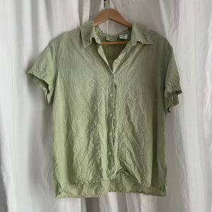 Vintage Hand-Dyed Easy Shirt - S/M