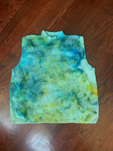 "Load image into Gallery viewer, ""Watercolor"" Knit Tank - M"