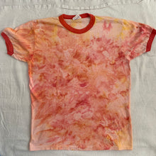 Load image into Gallery viewer, Vintage Ringer Tie Dye Tee