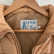 Load image into Gallery viewer, Vintage Puffer Vest - XL