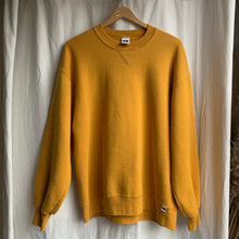 Load image into Gallery viewer, Vintage Sweatshirt in Golden - L