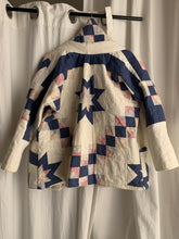 Load image into Gallery viewer, blaksands x Lessen Studio OOAK Quilt Coat 02 - S/M