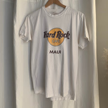 "Load image into Gallery viewer, Vintage Hard Rock ""Maui"" Tee - S"