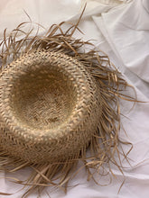 Load image into Gallery viewer, Vintage Mexican Straw Hat