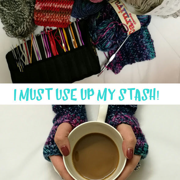 I must use up my Stash!