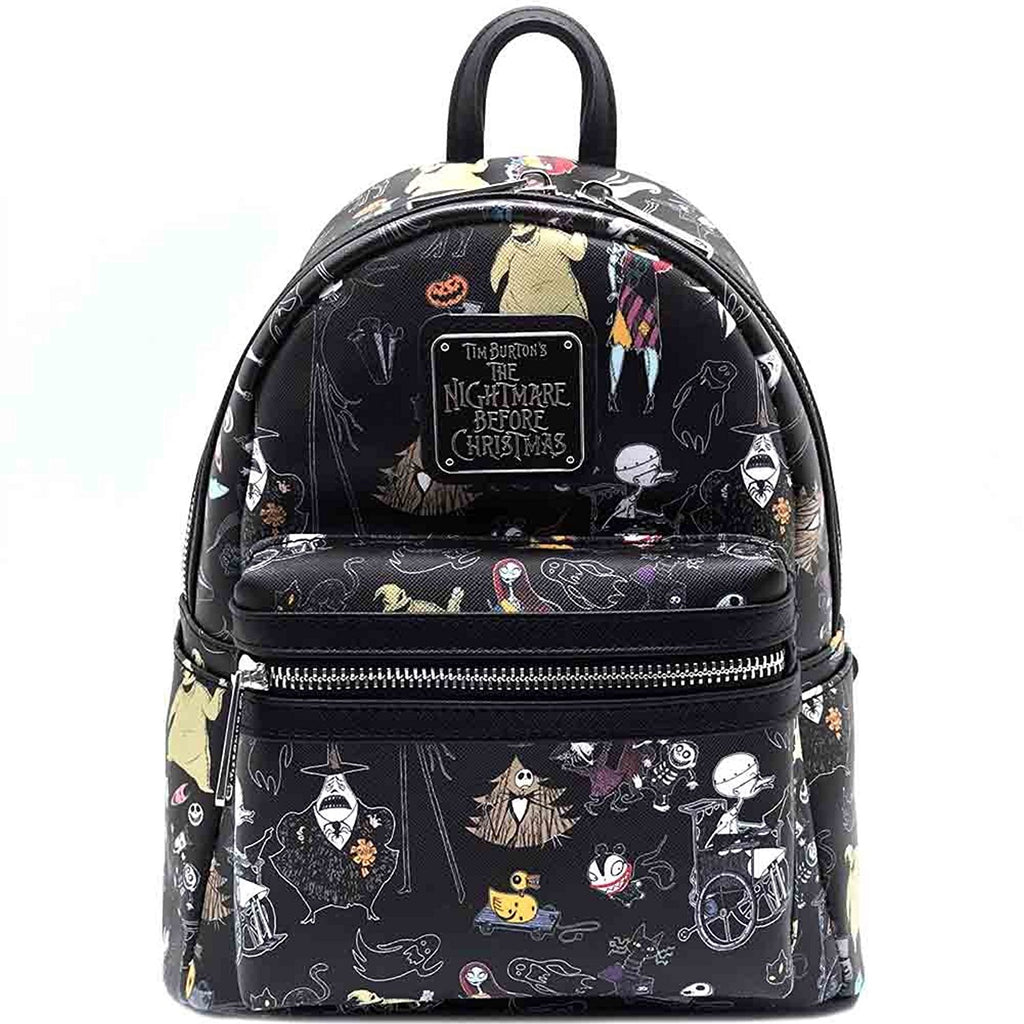 e393fa683c4 Loungefly X Nightmare Before Christmas Character Mini Backpack