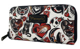Loungefly Tattoo Cat Wallet