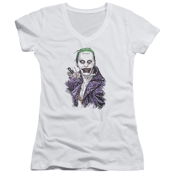Suicide Squad - Blade Junior V Neck