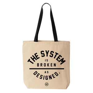 "A&C: ""As Designed"" -  Tote"