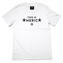 "Load image into Gallery viewer, ""Past is Prologue - AmeriKKKa"" - Unisex T"