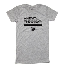 "Load image into Gallery viewer, Past Is Prologue - ""'Merica"" - Slim Fit T"