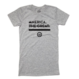 "Past Is Prologue - ""'Merica"" - Slim Fit T"