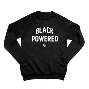 """Energy I Be On"" - Unisex Sweatshirt Black"