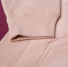 Load image into Gallery viewer, BLM:Monogram v2 - Premium Cross-Grain Hoodie (Dusty Pink)