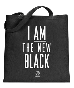 """New Black"" Tote"