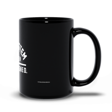 "Load image into Gallery viewer, ""As Designed"" Mug Black"