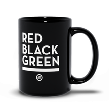 "Load image into Gallery viewer, ""Flaggin"" Mug Black"