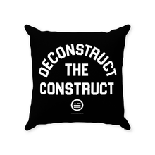 "Load image into Gallery viewer, ""Deconstruct The Construct"" Throw Pillows"