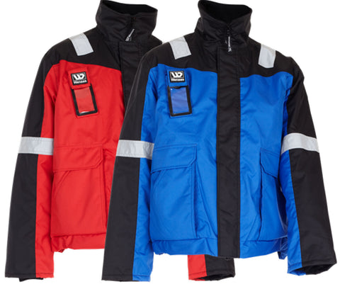 58302 Insulated Water/Windproof Jacket
