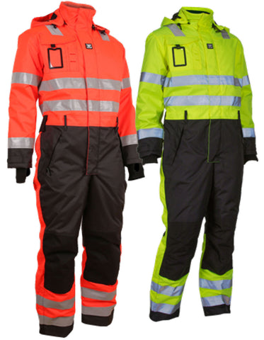 81594 Insulated Water/Windproof Coveralls