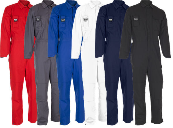 89870 Poly/Cotton Coveralls
