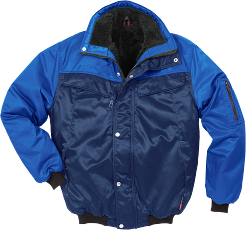100809 4813 PP Insulated Pilot Jacket