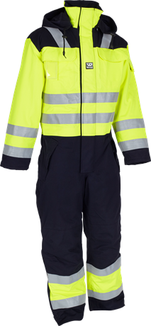 81549 Multinorm FR Insulated Coveralls