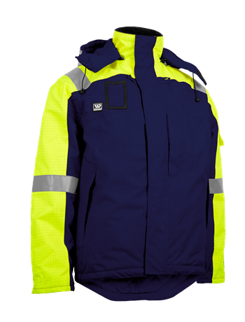 56855 FR Insulated Jacket