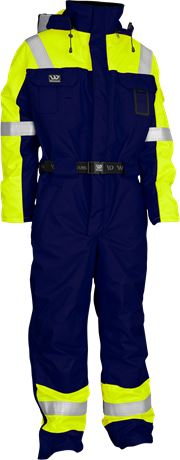 88355 FR Insulated Coveralls