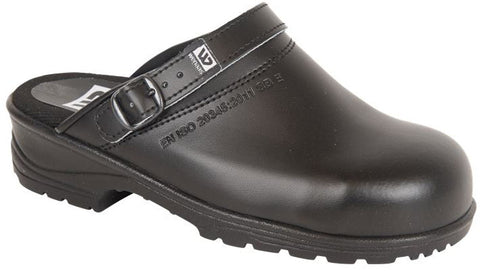 8522 Steel Toe Safety Clog