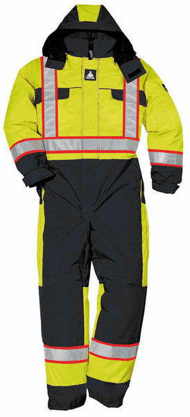 633 TCSA Insulated Waterproof Coveralls