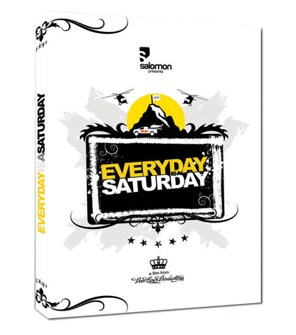 Every Day is A Saturday