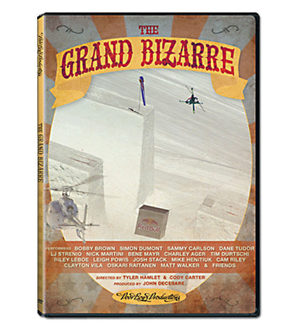 The Grand Bizarre - Ski Movie