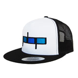 Poor Boyz Productions Trucker Mesh Snapback with PBP Full Color Logo