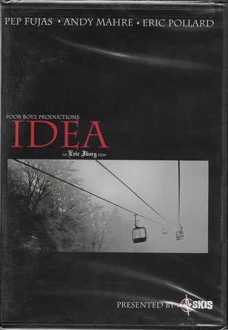 Idea DVD Front Cover, 673041703591, Poor Boyz Productions
