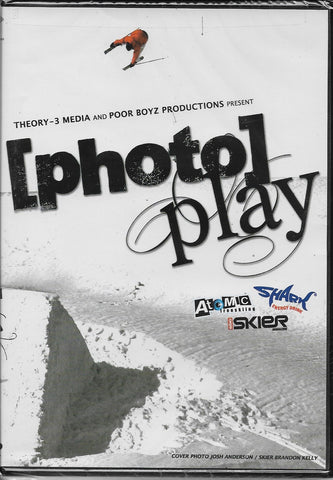 Photo Play Ski DVD Front Cover, 730475830085, Poor Boyz Productions
