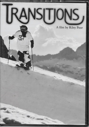 Transitions - Ski Movie - DVD