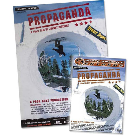 Propaganda - DVD + Movie Poster Combo Pack
